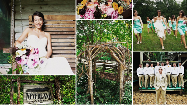 Stunning Outdoor Wedding In North Georgia
