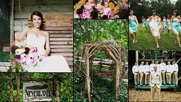 Bethany JT Stunning Outdoor Wedding In North Georgia