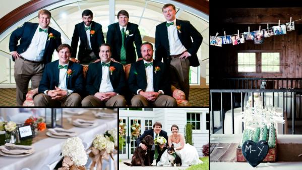 Barn Weddings - NC Weddings