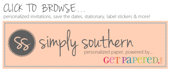 Personalized Stationary, Invitations & Sticker Labels