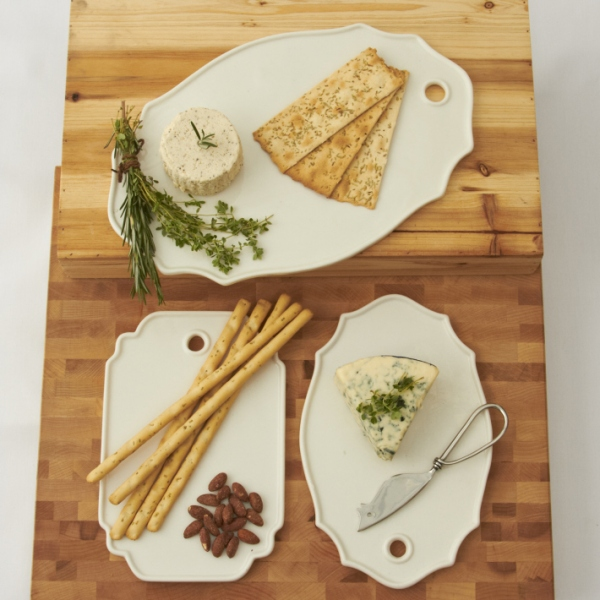 Wedding Menu Display - Writable Cheese Platters
